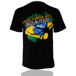 SPIDER INSTINCT Tee Shirt MMA Brazilian Fighter