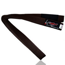 SPIDER INSTINCT Brazilian Jiu Jitsu Belt Brown