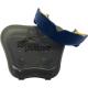 SPIDER INSTINCT Protege Dents MMA Perfomance Series Bleu/Jaune