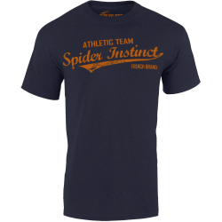 "SPIDER INSTINCT Tee shirt ""Athletic Team"""