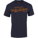 "SPIDER INSTINCT Tee shirt ""Athletic Team"""
