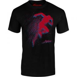 "SPIDER INSTINCT Tee shirt ""Running 3D"""
