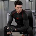 "SPIDER INSTINCT Tee shirt LS ""Armour Compression"" IPro Series"