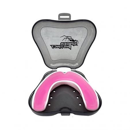 SPIDER INSTINCT Tee shirt Instinct Noir/Blanc