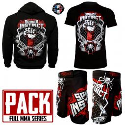 SPIDER INSTINCT PACK MMA Series