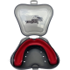 SPIDER INSTINCT Mouthguard MMA Perfomance Series Black/Red