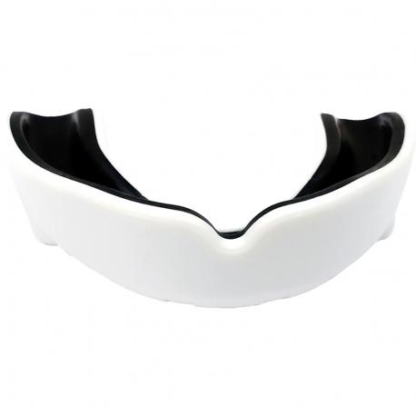 SPIDER INSTINCT Protege Dents MMA Perfomance Series Blanc/Noir