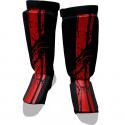 SPIDER INSTINCT ShinGuard Instep MMA Performance Series