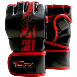 "Gants MMA ""Performance Series"" Cobweb noir"